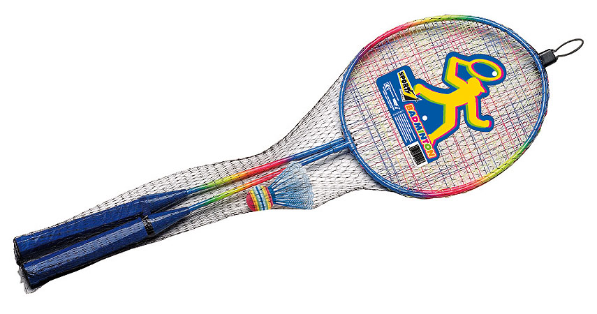 Badminton - Rainbow set