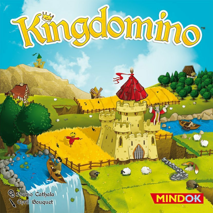 Mindok Kingdomino