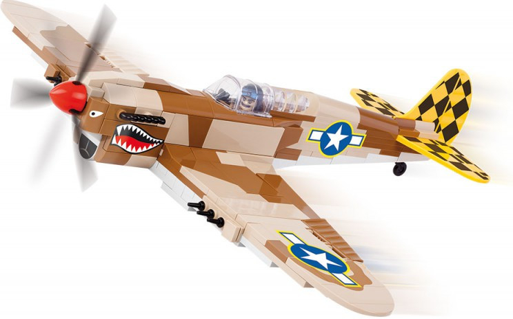 Small Army Curtiss P-40 Warhawk