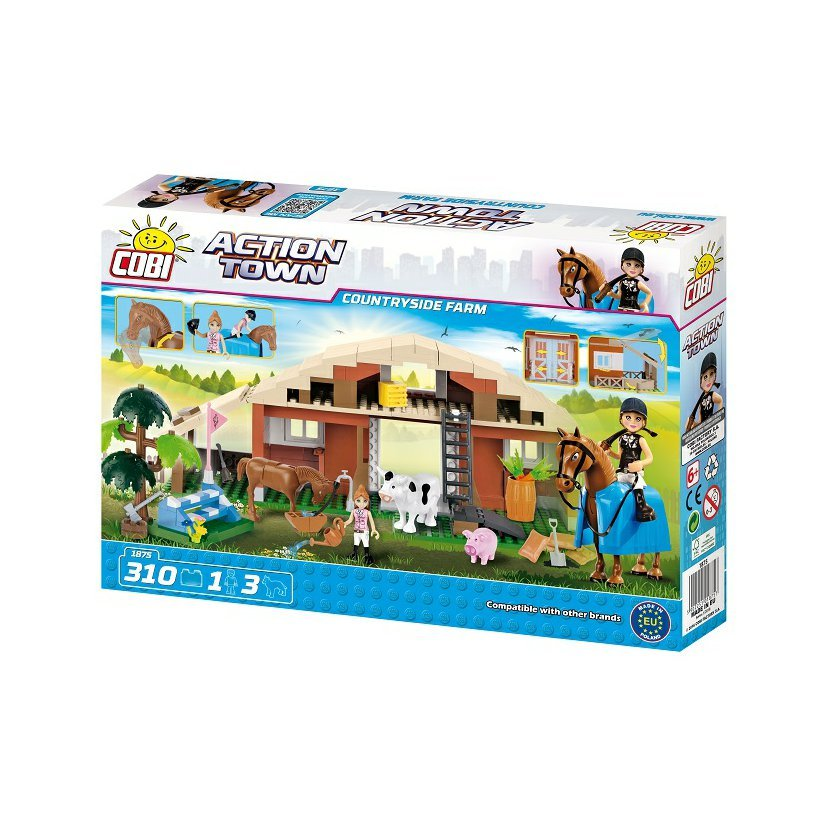 Cobi 1875 ACTION TOWN Farma 310 k, 4 f