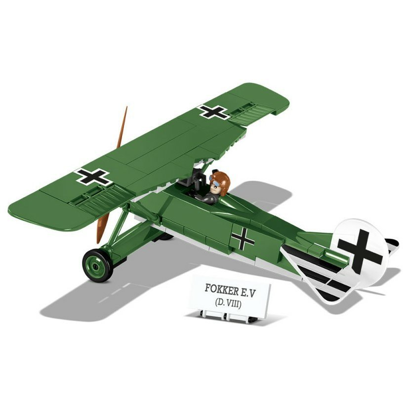 Cobi 2976 Great War - Fokker E.V (D. VIII), 155 k, 1 f