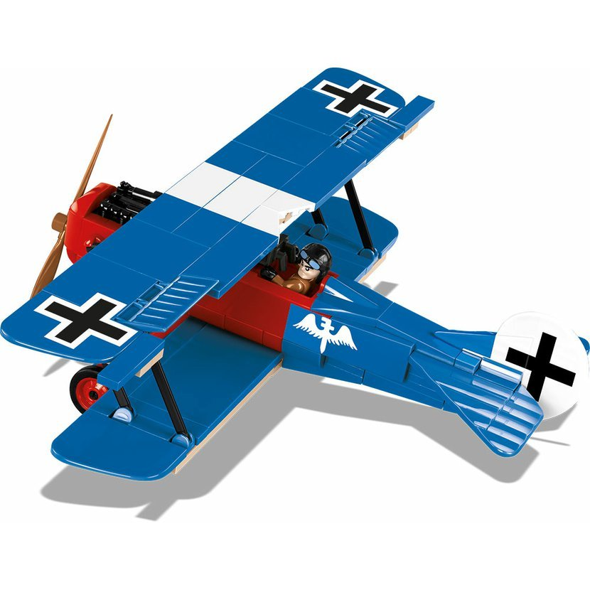 Cobi 2978 Great War Fokker D. VII, 219 k, 1 f